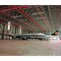 Steel Portable Arch Roof Canopy for Aircraft Hangar