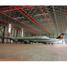 Steel Building Aircraft Hangar Metal Roof Warehouse