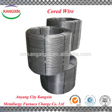 Calcium Silicon Barium Cored Wire Alloy for foundary and iron casting