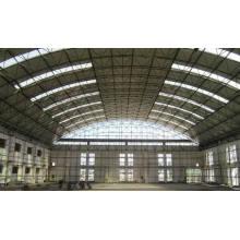 Hangar de aviones de estructura de acero prefabricado