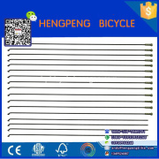 high strength stainless steel bicycle spare parts spokes
