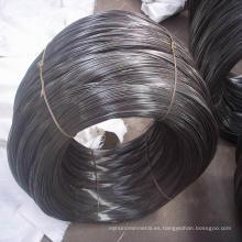 Alambre de acero Aneealed negro de la alta calidad