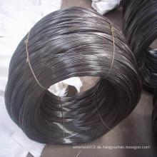 Hochwertiger schwarzer Aneealed Stahldraht