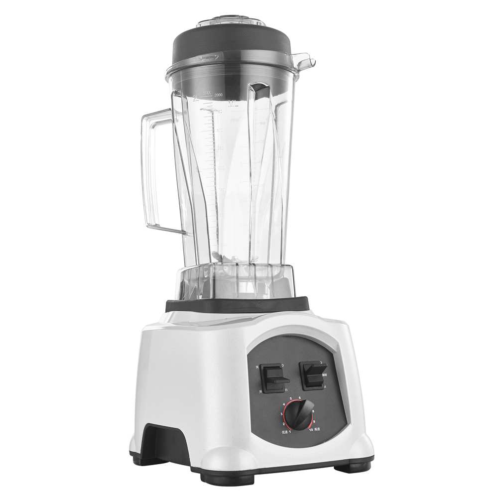 Electric Juicer Commercial Blender Fruit Food Professional Mixer