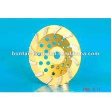 Турбокомпрессор для шлифования и полировки бетона алмазный шлифовальный станок для алмазного инструмента