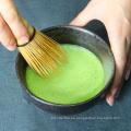 Polvo de té verde Matcha orgánico de etiqueta privada