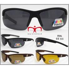 Hochwertige Männer Sport Polarisierte Sonnenbrille (WSP604618)