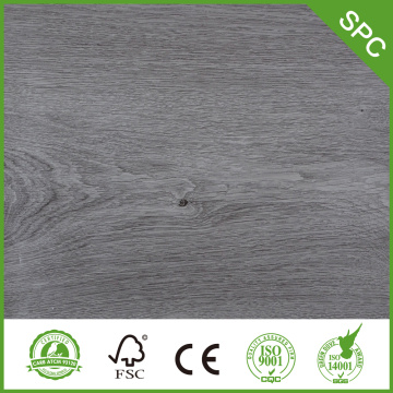 4mm SPC flooring dengan 1mm IXPE