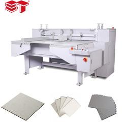 Semi automatic board cutter