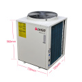CHIGO Air Source Swimming Pool Heat Pump Water Heater , Swim Pool Heat Pump for SPA Rooms and Pools