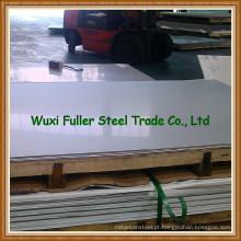 Folha de aço inoxidável da cor do fornecedor de China