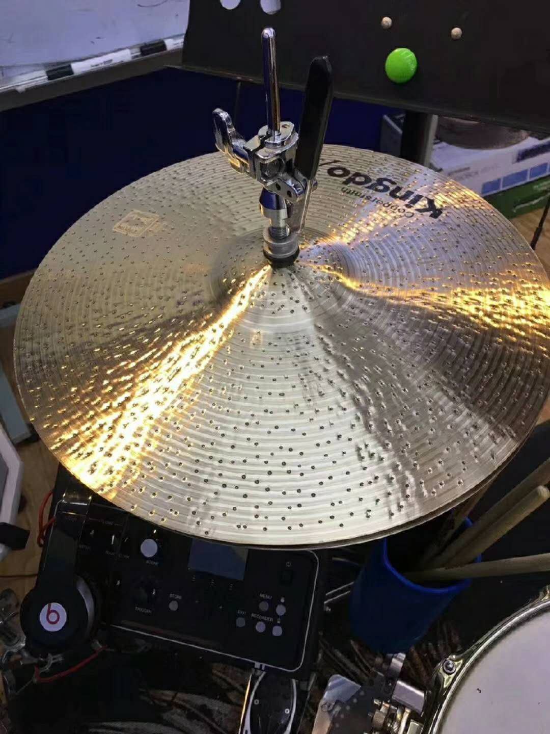 B20 Cymbals Hi-hat For Drums