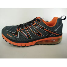 Orange Mesh Sport Schuhe Schuhe