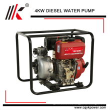 2.8kw-6.6kw diesel engine water pump genset used farm irrigation diesel water pump
