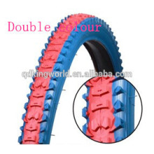 Double Color 26 size bicycle tire