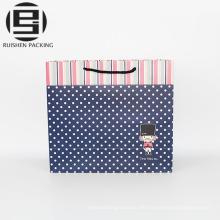 Faltbare Einkaufstasche aus hochwertigem Papier
