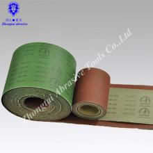 bande abrasive de haute qualité gxk51, gxk51 chiffon abrasif rouleaux géants