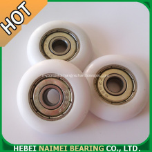 Bathroom Shower Sliding white Color 626 Roller Bearing