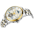 New Style Automatic Fashion Stainless Steel Watch Hl-Bg-104