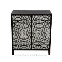 CANOSA 2016 novo design Mãe branca de pérola inlay Mobiliário de sala de estar