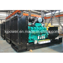1000kVA Cummins Diesel Generator avec Stamford Alternator