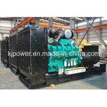 Conjunto de gerador a diesel 1000kVA Powered by Cummins Engine in Stock