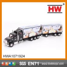 Игрушечный грузовик с контейнером 64см