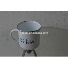 Enamel wholesale mug cup