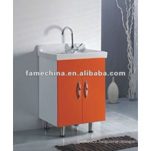 2013 plywood color painting laundry cabinet