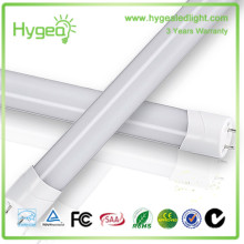 Exhibition halls used smd2835 glass led tube T8 school light 18w