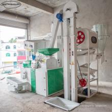 Kühlsystem der Reismühle