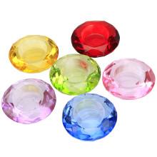 Colourful Diamond Tealight Holder for Candleholder