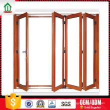 Wanjia superior quality folding exterior doors for sale Wanjia superior quality folding exterior doors for sale