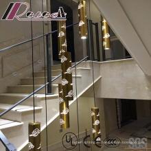 Современные и модные круглые прокладки Привесного светильника с гостиной