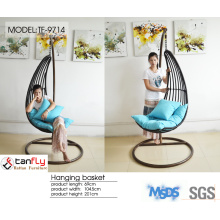 Top alibaba trade assurance credit outdoor furniture hanging ball chair.