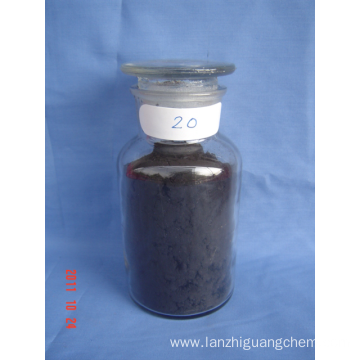 Iron oxide of black