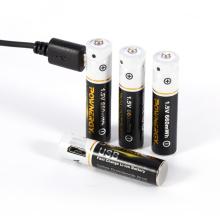 AAA-Batterie-Schnellladegerät