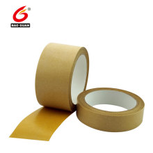 Cinta de papel Kraft adhesiva de embalaje impresa personalizada