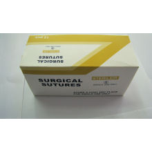 Absorbable Chromic catgut suture 75cm Cheap Price