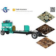 Splitter Machine Stump / Block of Log Hardwood Industry Equipment en venta