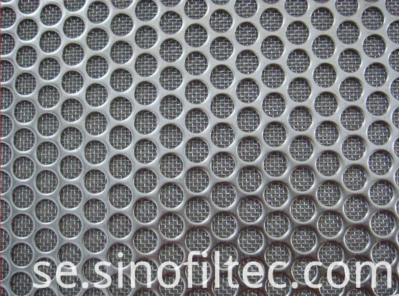 Multi-layers Sintered Wire Mesh