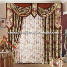 blackout washable curtains with high quality
