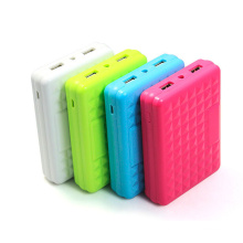 Factory Supply Diamond Trunk 4 X 18650 Power Bank