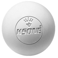 Natural rubber massage lacrosse ball crossfit