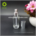 30ml 50ml essential oil liquid foundation bottle empty make up cosmetics glass pump bottle