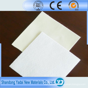 PVC-HDPE-Geomembran-Zwischenlagen-Baumaterialien 2mm zusammengesetzte Geomembrane