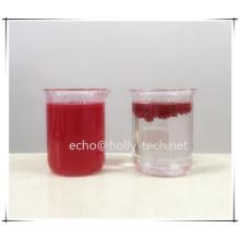 Coagulante para névoa de tinta, um produto químico para remover a viscosidade da tinta