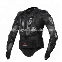 HEROS BIKERS New Men's motocross racing ally suit Jacket men New Fashion Black and Red Motorcycle Full Body Armor Jacket S-XXXL