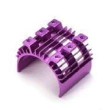 Processamento de peças de máquinas de iluminação de centro usinado CNC