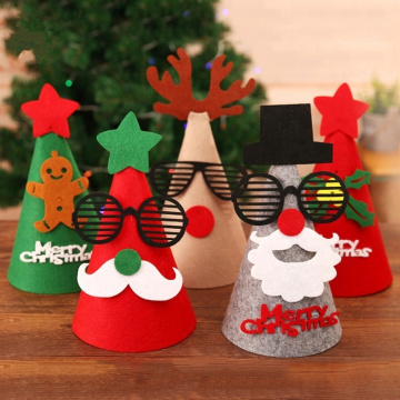 Felt Christmas Irnaments Decoration voor promotie